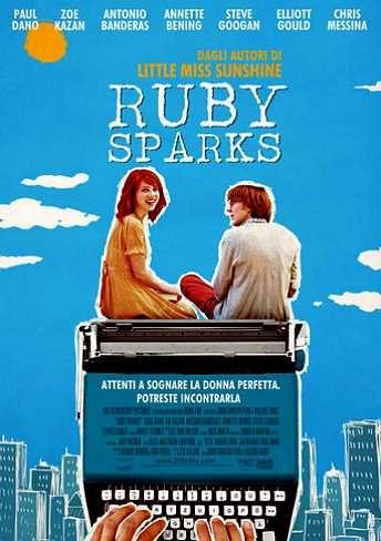"""Un amore perfetto? Una riflessione basata sul film di Jonathan Dayton e Valerie Faris """"Ruby Sparks"""""""