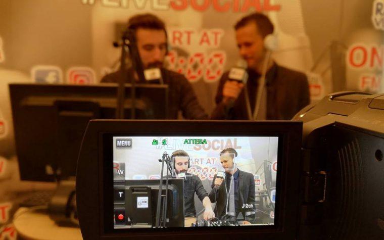 Le nuove dipendenze: intervista a RadioVenezia