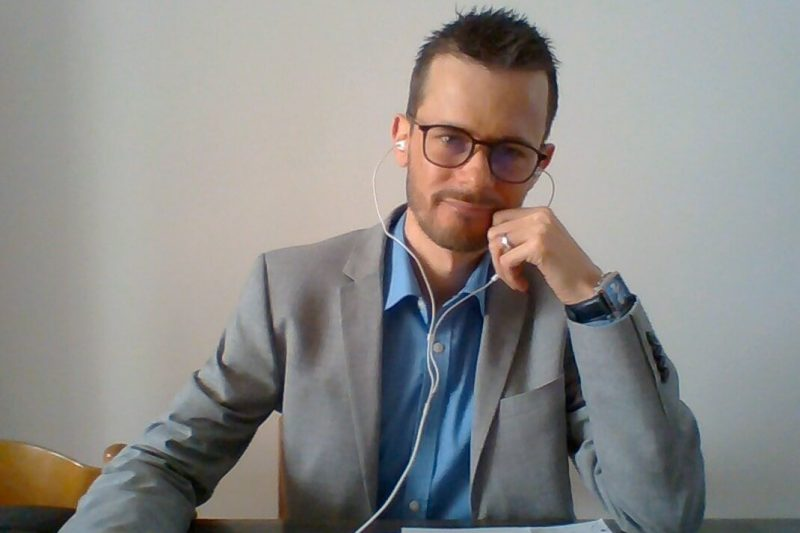 Terapia via Skype: breve feedback dalla quarantena